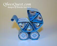 Qbee's Quest: Hershey's Baby Carriage