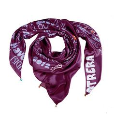 Mayan Scarf Magenta now featured on Fab.