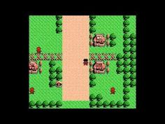 Taro's Quest, a game that was released for the Famicom and almost made it to the NES.  In short, thanks to fan efforts, it's available in English today.  I believe the English is from a prototype version, but it could be a fan-translation.