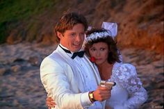 "Bruce Boxleitner and Kate Jackason in Scarecrow and Mrs. King (1983-1987). - ""Ship of Spies"" -- one of my favorite episodes."