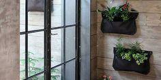 Woolly Pocket Wall Planter