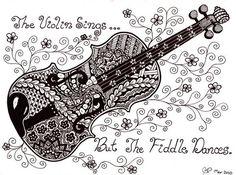 fiddle dances