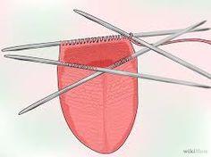 Resultado de imagen para agujas grandes para tejer