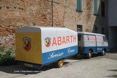 Abarth Servizio Corse