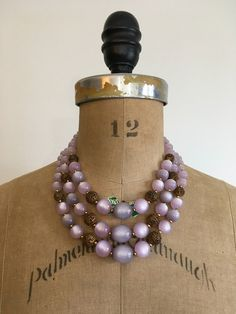 A personal favorite from my Etsy shop https://www.etsy.com/listing/592612426/1950s-1960s-purple-lavender-glitter