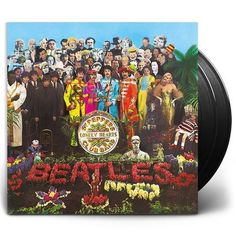 THE BEATLES - Sgt. Pepper's Lonely Hearts Club Band: 50th Anniversary Edition (Vinyl) - The Beatles