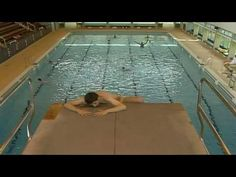 Mr Bean is too scared to jump from the high dive board into the swimming pool. From The Curse of Mr Bean. British Comedy, British Actors, Mr Bean Cartoon, Johnny English, Blackadder, Diving Board, Pool Accessories, Pool Supplies, Funny Comedy