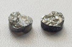 Grey Raw Diamond Grey Raw Heart Diamonds Grey by gemsforjewels