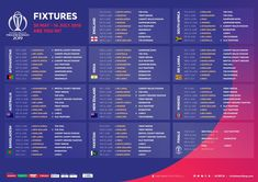 Icc cricket world cup  time table pdf