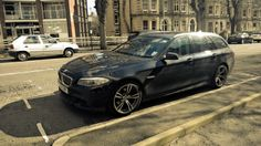 BMW 5 Series Touring :)