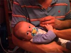 Cranial Osteopathy for babies - YouTube