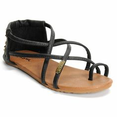 @Volcom Womens Chill Out Black #Sandals | #zumiez