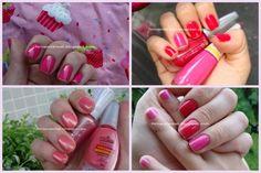 Esmalte rosa Pink, cor de menininha, cor de veão e de Barbie Girl    http://www.fernandareali.com/2011/01/esmalte-rosa-pink.html