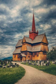 Ringebu Stave Church, Norway