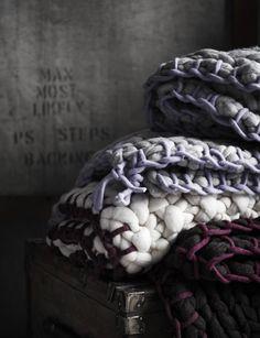 Méchant Design: wool diy
