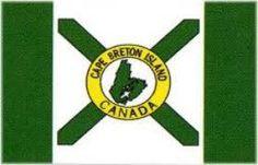 Cape Breton Canada Large 3 X 5 Feet Flag Banner . Glace Bay, Nova Scotia Tourism, Cap Breton, Island Tattoo, Orca Tattoo, Canadian Culture, Atlantic Canada, Flag Banners, Flags Of The World
