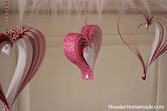 Image result for paper hearts