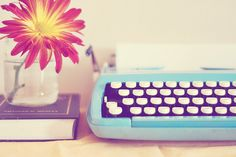 I want a typewriter really bad.