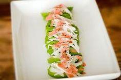 Avocado & daikon salad with poppy strawberry dressing | AsianPacificPost.com | #avocado #salad