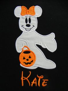 Halloween Disney shirt