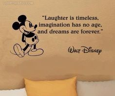 Laughter is Timeless quotes cute cartoon disney