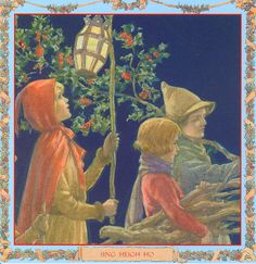 Christmas Card .. Margaret Tarrant