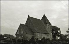 https://flic.kr/p/HUNTFT | Dorfkirche Thulendorf IV | Mecklenburgische Dorfkirchen 1987