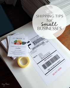 Shipping Tips for Small Businesses http://www.reasonstoskipthehousework.com/shipping-tips-small-businesses/ (scheduled via http://www.tailwindapp.com?utm_source=pinterest&utm_medium=twpin&utm_content=post6487250&utm_campaign=scheduler_attribution)