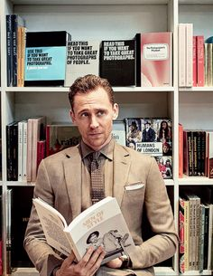 Here is the perfect setup: my hollywood husband Tom in my private library.  oh fantasies OS