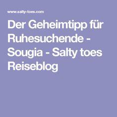 Der Geheimtipp für Ruhesuchende - Sougia - Salty toes Reiseblog