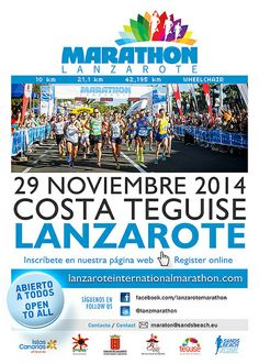 29-11-2014 #lanzamarathon
