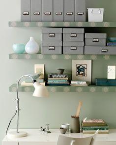 Organizando com caixas!!!