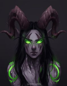 #warcraft #demon #hunter