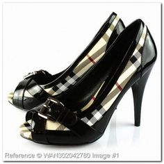 Genuine Burberry fashion products and Heeled Shoes by Burberry at bargain prices in your fashion oulet store. Description from divifashion.com. I searched for this on bing.com/images