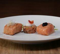 Pressure Test: Salmon Three Ways - from MasterChef SA