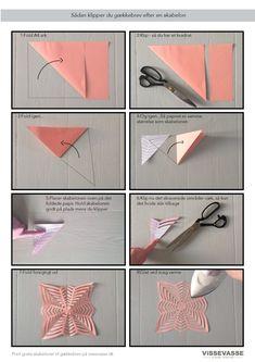 GÆKKEBREV DIY sådan folder du