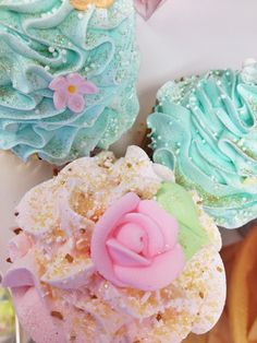 The best cupcake bath bombs you can find. Check out feeling smitten! feelingsmitten.com