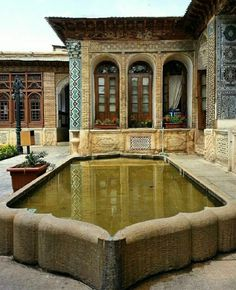 Shiraz, Iran Zinatul molok house