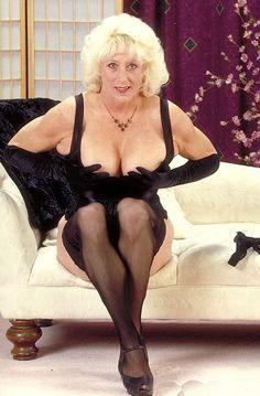 Hot Busty Granny