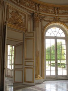 The French pavilion at Petit Trianon.