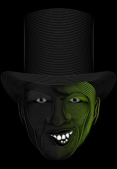 Jekyll & Hyde by Patrick Seymour, via Behance