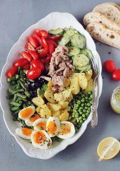 Salad Niçoise | Pasiune pentru bucatarie