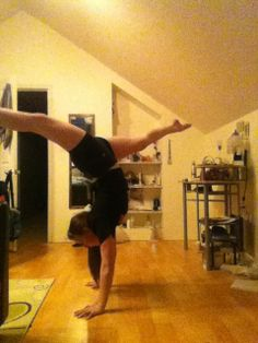 How to Do Backbend Kickovers and Back Walkovers