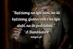 #Dumbledore #Cytat