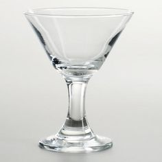 One of my favorite discoveries at WorldMarket.com: Mini Martini Glasses, Set of 4