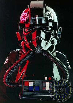SWTroopers.com - Imperial Costumes - TIE Fighter Pilot