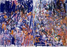 Joan Mitchell/Weeds, 1976