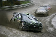 Participate in a Rally Cross event.