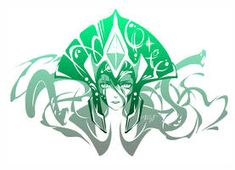 League of Legends - Nidalee by Paddy-F on DeviantArt - Yıldız Fırsat League Of Legends Characters, Lol League Of Legends, Zelda Tattoo, Riot Games, Cool Masks, Fan Art, Game Character, Cool Art, Anime Art