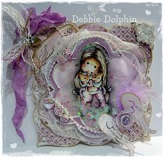 Debbie Dolphin: A Greeting of LoVe